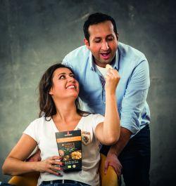 Snacken selbst gerne: Ebru und Erol Kaynak von myChipsBox