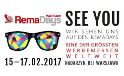 RemaDays 2017: In den Startlöchern