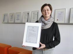 20161212 Gefluechtete bei Halfar - Halfar: Zertifikat für die Integration von Geflüchteten