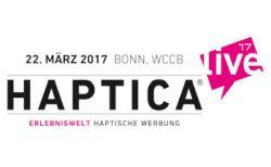 HAPTICA® live '17: Sparkasse im Vortragsprogramm