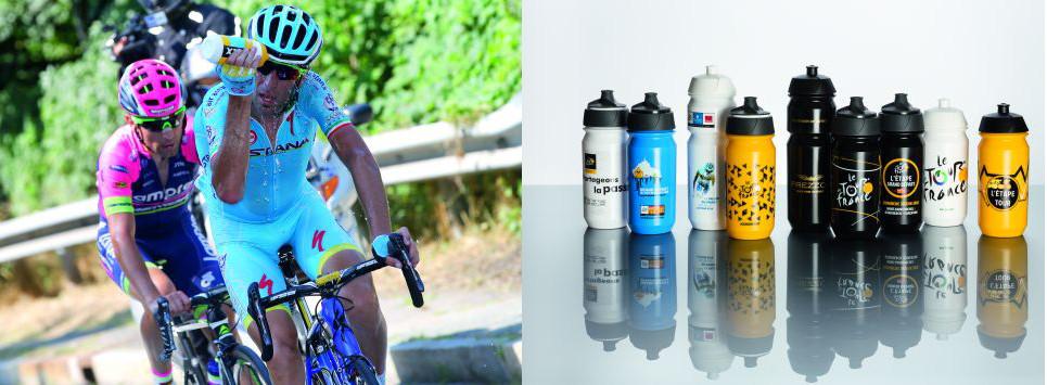 bottle slider - Bottle Promotions: Werbung im Fahrtwind
