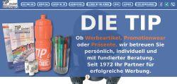 tip webseite neu - TIP GmbH: Neue Homepage
