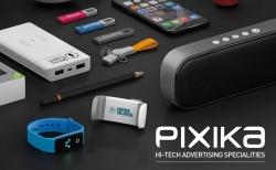 Pixika: Kooperation mit USB2U