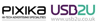 pixika usb4u - Pixika: Kooperation mit USB2U