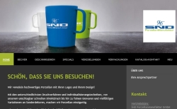 SND relauncht Website