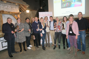Gruppenbild 02 300x200 - Promo Swiss Award 2017: Sieben Gewinner ausgezeichnet
