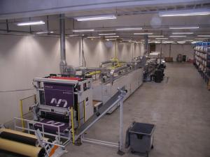 S-Print investiert in Teppichdruckanlage