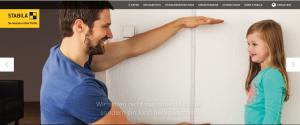 StabilaScreenshot - Stabila: Neuer Online-Katalog