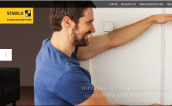 Stabila: Neuer Online-Katalog