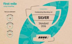 Outstanding Branding für Recycling ausgezeichnet