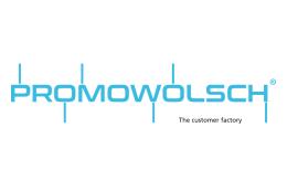 Promowolsch: Neues Logo