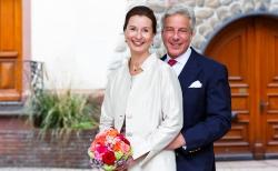 Mansard Hochzeit 250x154 - mansard werbemittel: Erweiterung der Geschäftsführung und Hochzeit