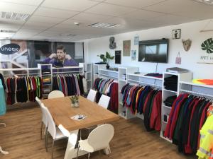 Uneek Clothing: Tag der offenen Tür