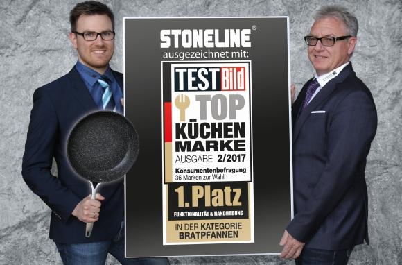 Warimex: Auszeichnung für Stoneline®-Bratpfanne