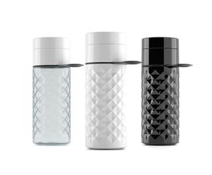 Bottle Black White Transp - Geraldo Vallen, Join the Pipe: Wasser für Alle!