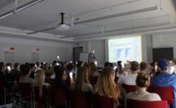 werbemax: Vortrag an Berufsschule