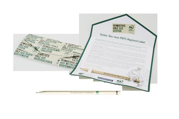 Interview mit Oliver Leykam, Staedtler, zu PEFC-zertifizierten Bleistiften