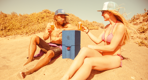 wn362 startup 2 - Cooling Cubes: Eine eiskalte Bierquelle, die nie versiegt