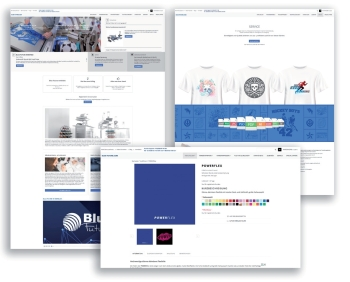 BlueFuture relauncht Website