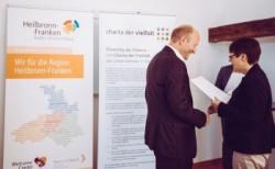 """alfi unterzeichnet """"Charta der Vielfalt"""""""