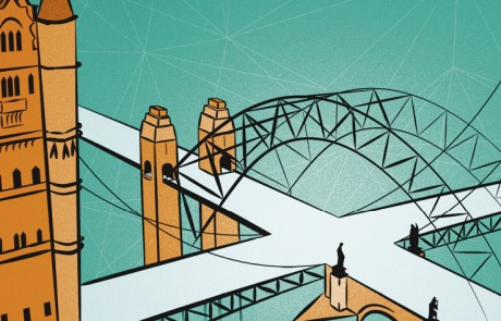 Die Brückenbauer