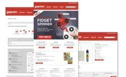 goprom: Neue Website