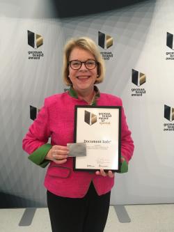 GermanBrandAward1  - Veloflex: German Brand Award 2017