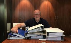 """Kjell Harbom, Eppa: """"Ich bin für Diskussionen offen"""""""
