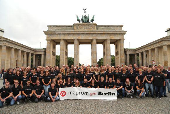 IMG 4069 Team MAPROM Berlin2017 580 - Maprom: Jubiläumsfeier in Berlin