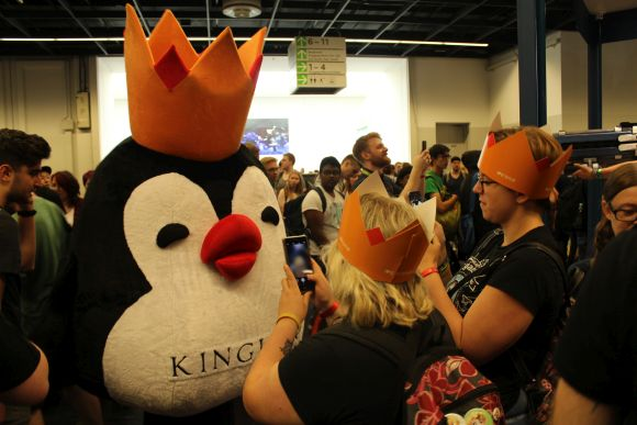 IMG 4733 580 - gamescom 2017: Previous year record broken with ease