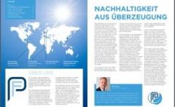 PF Concept veröffentlicht Nachhaltigkeitsbericht
