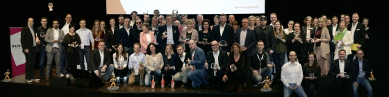 PGA Gruppenbild 2017 - Promotional Gift Award 2018: Early Bird endet bald