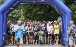 2. Schneider Run: Sportliche Spende