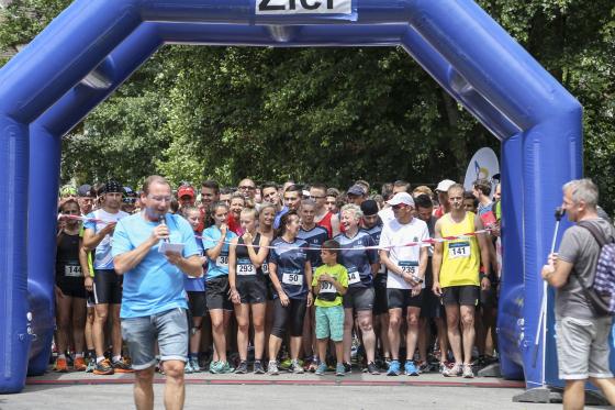 Schneider Run 560x373 - 2. Schneider Run: Sportliche Spende