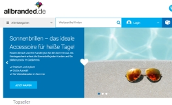 allbranded: Europaweiter Website Relaunch