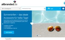 allbranded: Europaweiter Website Relaunch