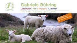 Buehring Homepage 2 - Bühring: Neue Website