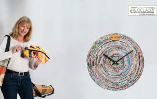 Claudia Duerr 320x202 - Reciclage: Kreativ und ökologisch