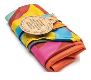 Flaggy bag Shopper 477 FBRB 2 - Reciclage: Kreativ und ökologisch