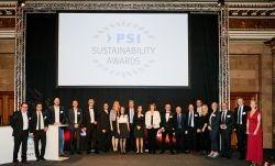 PSI Sustainability Awards verliehen