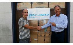 Ideen+Marken Gruppe: Spende für Kinderheime