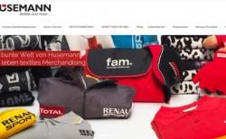 Husemann: Neue Website