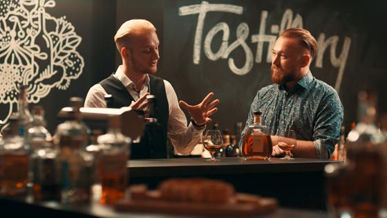Tastillery founders2 - Von der Schnaps- zur Geschäftsidee