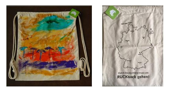 halfar zubeutel - Halfar kürt kreative Taschenmotive