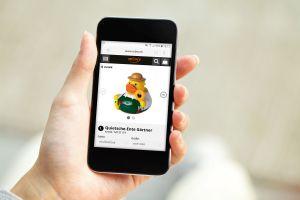 mbw sh Handy - mbw: Neuer Online-Shop