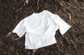 """06FS kompost shirt 02 Trigema - """"Abfall ist Nährstoff"""""""