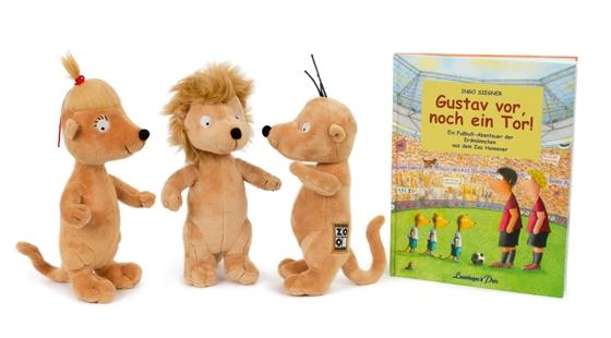 wn368 trigon erdmaennchen zoo - Trigon Deutschland GmbH: Auf Kuschelkurs