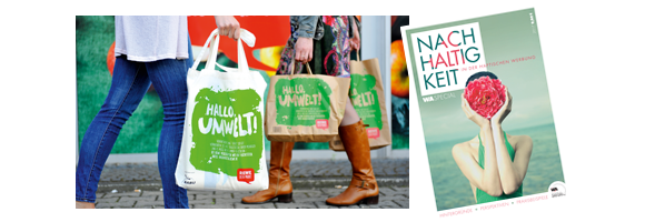 ruechblick2017 nachhaltig - Das Werbeartikeljahr 2017: Fragen über Fragen
