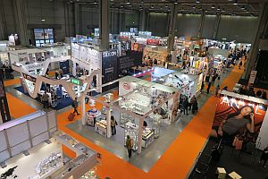 IMG 4190 - Promotion Trade Exhibition: Zahlreiche Erstaussteller