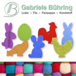 buehrung showroom 1 - Gabriele Bühring: Sonderanfertigungen aus Wollfilz